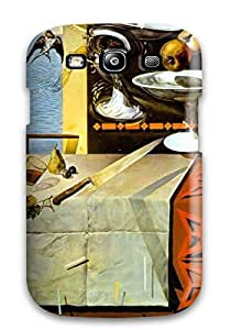 Best New Super Strong Surreal Artistic Tpu Case Cover For Galaxy S3