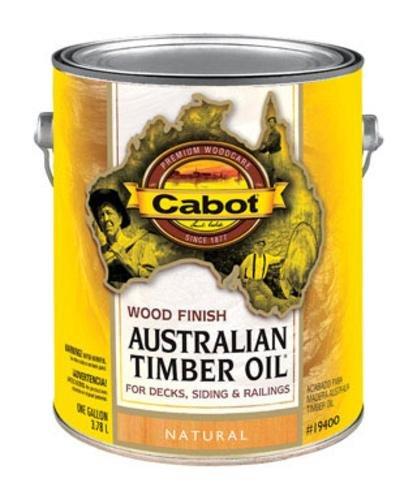 CABOT SAMUEL INC 19400-07 AusTim GAL WD Finish, 1 gal, Neutral