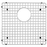 Blanco 223190 Stainless Steel Sink Grid, Fits Precision and Precision 10 1-3/4 Bowl left bowl, Stainless Steel by Blanco