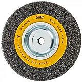 DEWALT Wire Wheel for Bench Grinder, Crimped