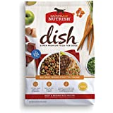Rachael Ray Nutrish Dish Super Premium Dog Food, Beef & Brown Rice, 11.5 lbs