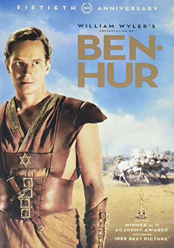 Anniversary Edition 50th Earth - Ben-Hur:50th Anniversary Ultimate Collector's Edition (DVD)