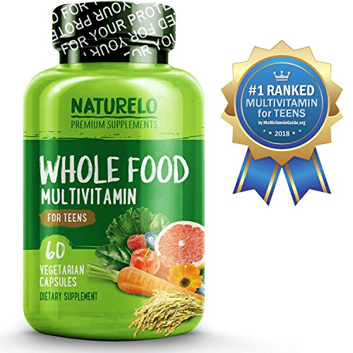 Review NATURELO Whole Food Multivitamin