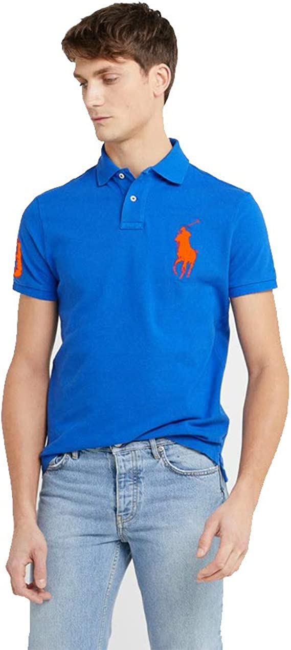 Ralph Lauren Polo Big Pony Slim Fit: Amazon.es: Ropa y accesorios