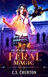 Feral Magic (Druid Academy Book 2)