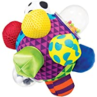 Sassy Developmental Bumpy Ball 6+ Months With Bright...