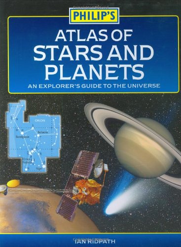 Atlas of Stars and Planets: A Beginner's Guide to the Univer