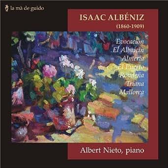 Amazon.com: Albéniz: Works: Albert Nieto: MP3 Downloads