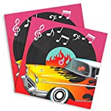 """Nifty 50's Theme Party """"Rock and Roll"""" Luncheon"""