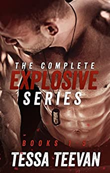 The Complete Explosive Series: Books 1-5 by [Teevan, Tessa]