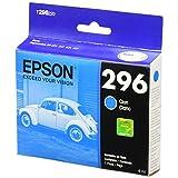 Epson T296220-AL Cartucho de Tinta, Color Cian