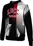 ProSphere Men's Long Beach City College Hustle Hoodie Sweatshirt (Apparel) EF1E2