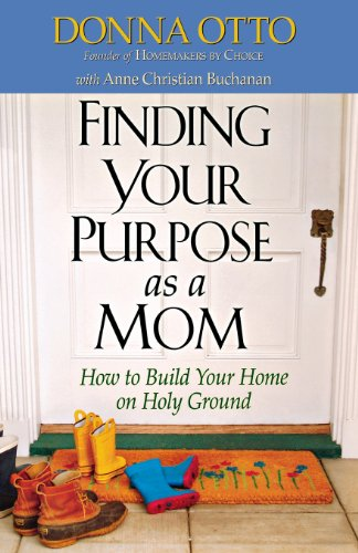 Finding Your Purpose as a Mom: How to Build Your Home on Holy - The Fastest In World Woman The White
