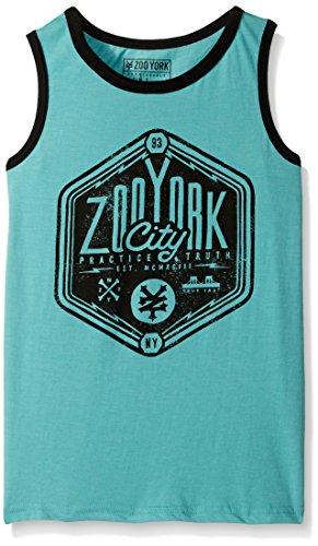5de5da68578407 Galleon - Zoo York Men s Big Boys  Tank Top