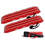 MaxGrip Traction Pads with Leash and Carrying Bag