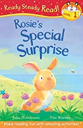 Rosie's Special Surprise (Ready Steady Read)