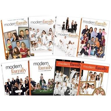 MODERN FAMILY Season 1 - 8 DVD Complete