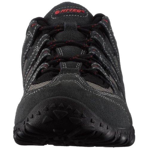 Calçados Caminhadas Preto nos cinza Vermelho uk 42 Homens Clássico Tec Eu Esportivos Quadra 8 Cinza Oi 9 zUTqYwIz