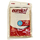 eureka power mite bag style l - Eureka 3 Pack Vacuum Paper Bag Can 960 Series Style L