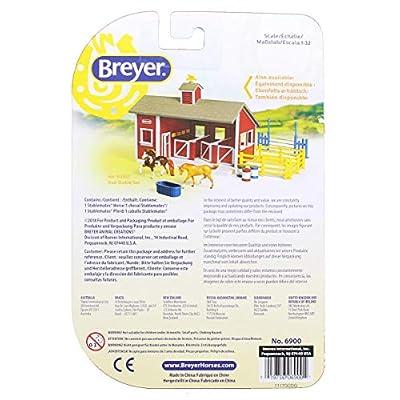 Breyer 1:32 Stablemates Model Horse: Appaloosa: Toys & Games
