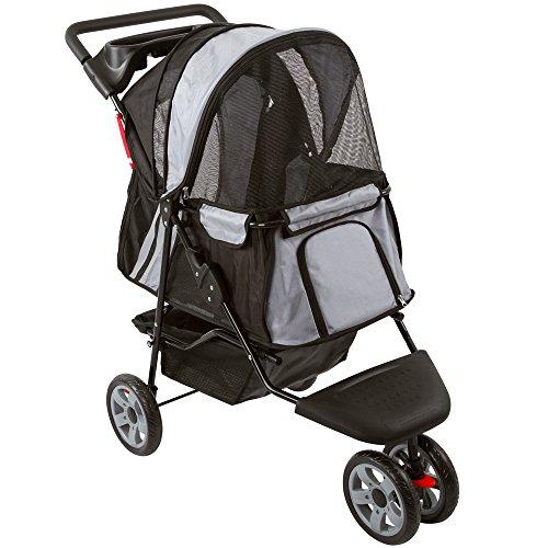 3 Wheel Pet Jogging Stroller - 2