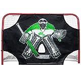 72'' x 48'' Green Skull Sniper Ice Hockey Practice Shooting Target by Crown Sporting Goods