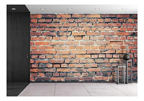 Old Brick Wall Background Texture Wall Decor