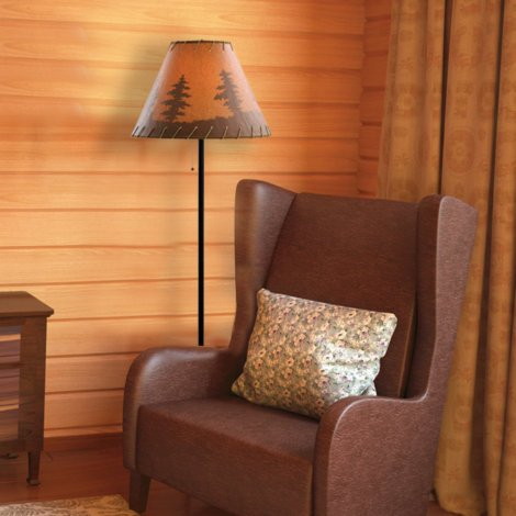 CATALINA LODGE FLOOR LAMP
