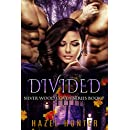 Divided (Book 7 of Silver Wood Coven): A Serial MFM Paranormal Romance