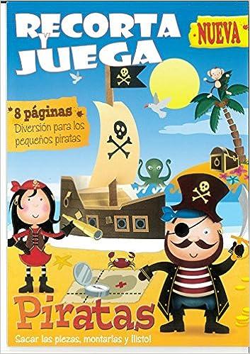 Pack: Cuadernos infantiles, Recorta y Juega - Número 1 y Cuaderno de manualidades - Número 21: Amazon.es: Vv.Aa, Vv.Aa: Libros