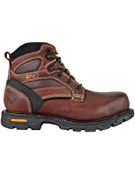 Thorogood Mens Gen-flex2 6 Plain Toe, Composite Safety Toe Boot