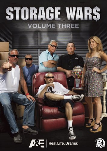 STORAGE WARS: VOLUME THREE