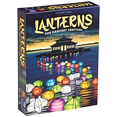 Lanterns The Harvest Festival Board Game