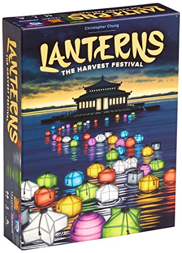 Renegade Game Studios Lanterns: The Harvest Festival by Renegade Game Studios