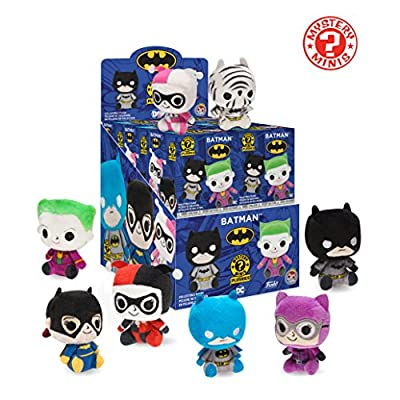 Funko Blind Box Plush: DC - Batman (One Mystery Plush) Collectible Figure: Funko Plush:: Toys & Games