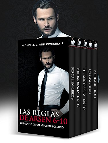 Erotica Romantica: Las Reglas De Arsen Box-Set 6-10