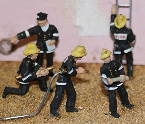 Review Langley Models Fire fighters