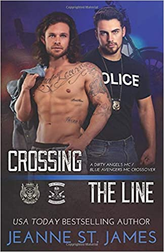 Crossing the Line Book Cover