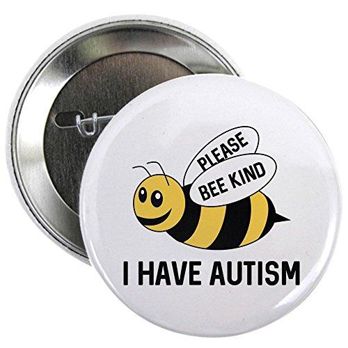 (CafePress I Have Autism 2.25