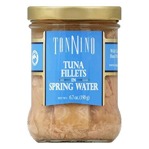 Tonnino Tuna Fillets In Spring Water (6x6.7 ()