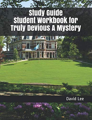 Study Guide Student Workbook for Truly Devious A Mystery