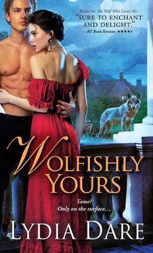 book cover of Wolfishly Yours