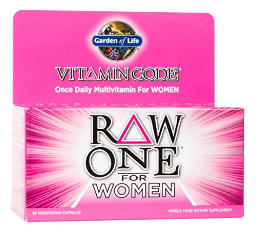 Garden of life vitamin code raw one for women health and household multi and prenatal vitamins for Garden of life vitamin code prenatal