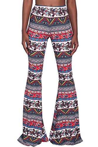 [Herose Female Winter Wear Medium Thick Long Pants Leggings Trousers Slacks XL Red] (Vintage Belly Dance Costumes For Sale)
