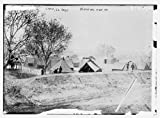 Photo: Camp,El Paso,During the Mexican Revolution,Mexico,1910-1915,tents