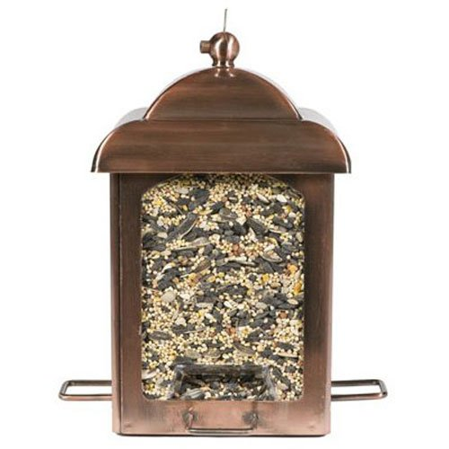Perky-Pet 365 Antique Copper Lantern Feeder