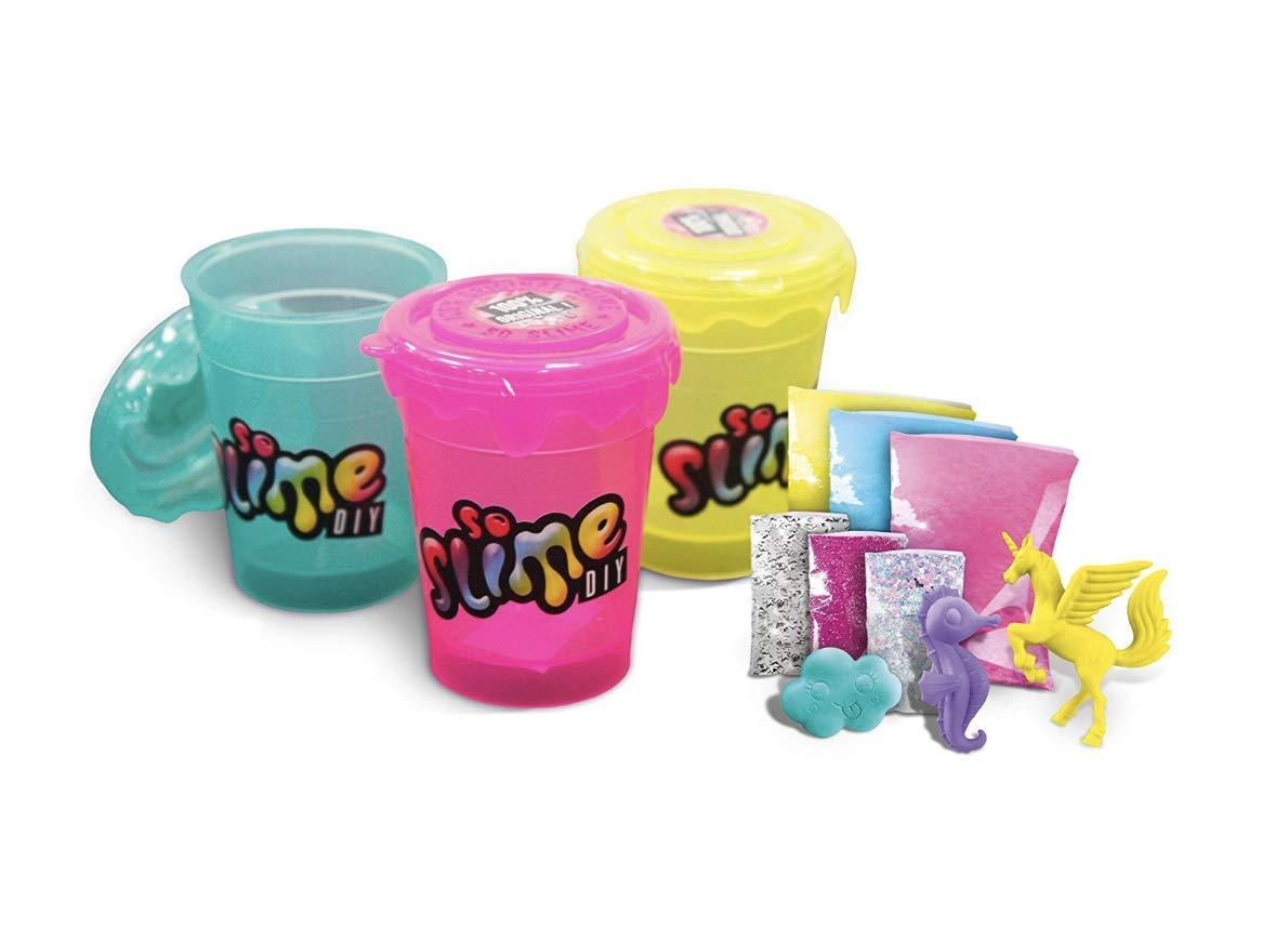 So Slime DIY Slime Case Storage Set + Rainbow Slime Three Pack! by So Slime (Image #4)