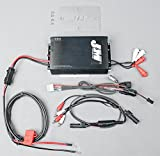 J&M Perf Series 360w RMS 4 Channel Amp Kit for Harley Davidson 2015 Road Glide - One Size