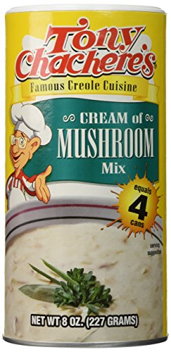 (Tony Chachere Instant Gravy Mix, Cream of Mushroom, 3 Count, 8 Oz)