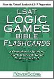 The PowerScore LSAT Logic Games Bible Flashcards (Powerscore Test Preparation) by Powerscore Test Preparation (2008-01-01)